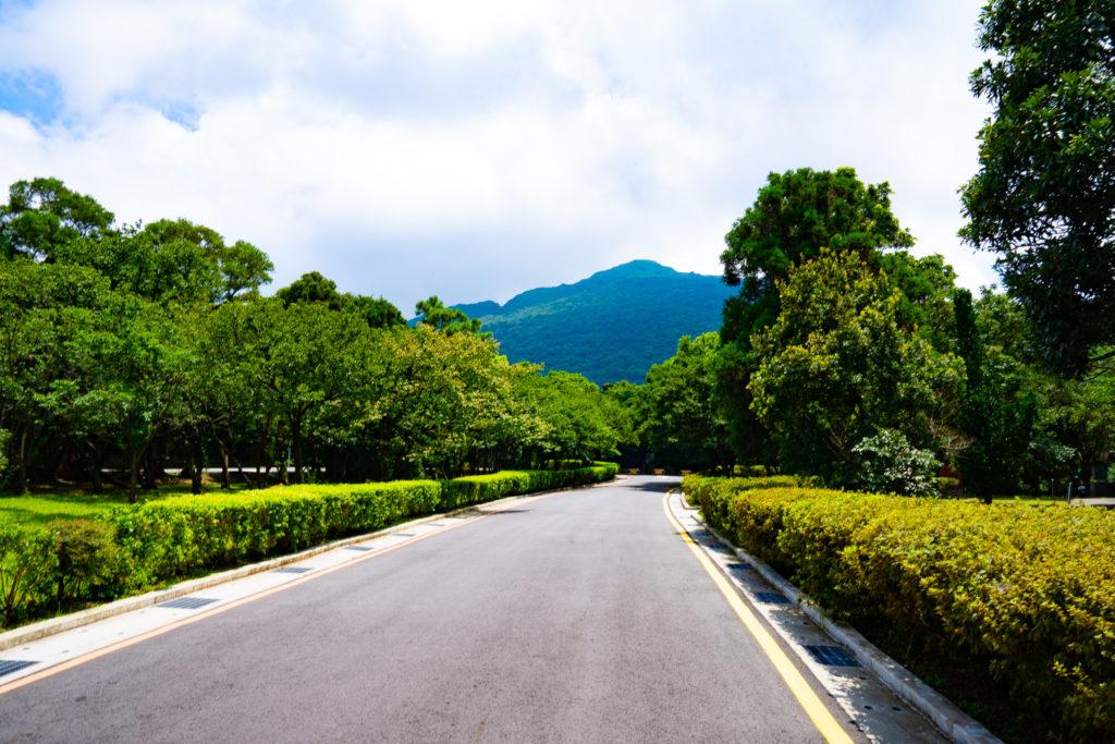 陽明山公園道路